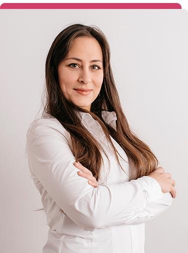 Raquel Martín Psicóloga